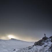 randonnée hiver: font d'urle 2
