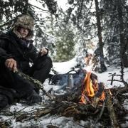 Feu d'hiver, Vercors