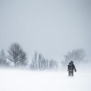 rando hiver Vercors