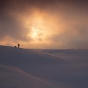 rando Vercors hiver