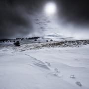 rando hiver, Vercors
