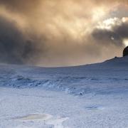 randonnée hiver: font d'urle 1
